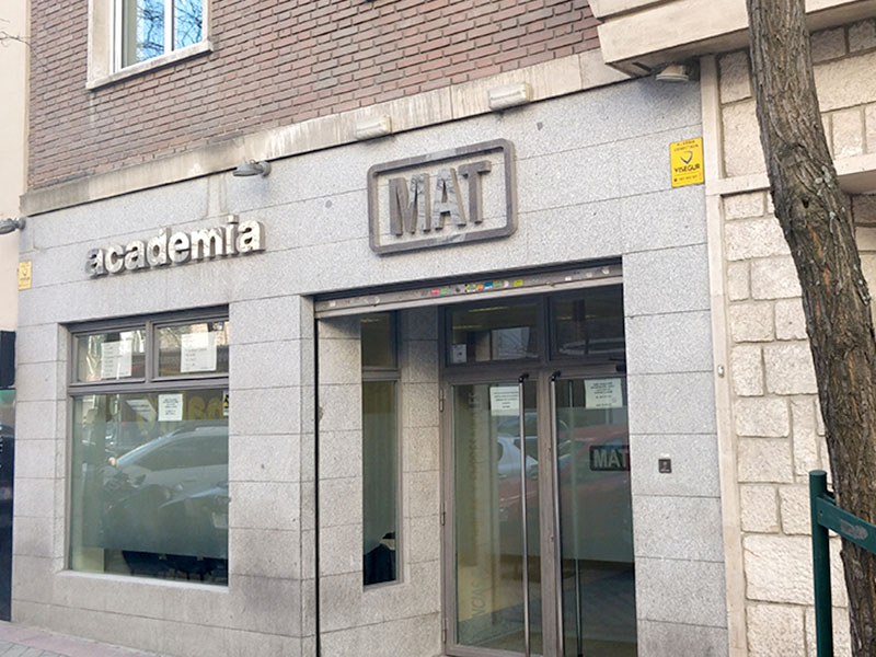 academia MAT nueva