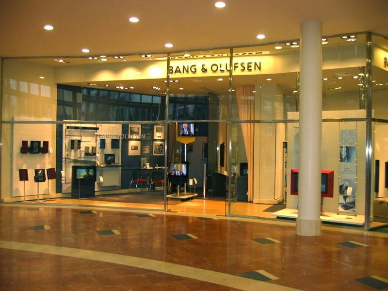 Bang & Olufsen retocada